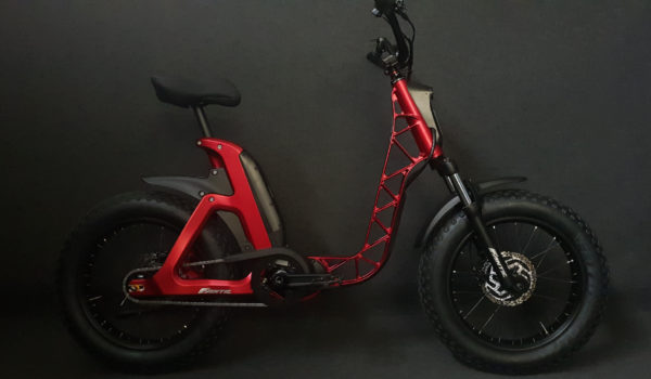 Fantic Issimo FUN Red 630Wh - 2020