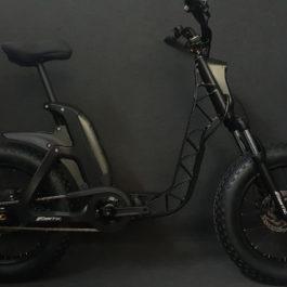 Fantic Issimo FUN Black 630Wh - 2020