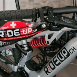 AVS MTB Hand Guard- RideUP.ch Edition