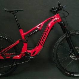 Ghost ASX 6.7 All Mountain - 625Wh