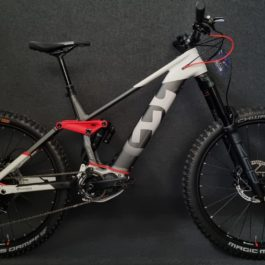 Husqvarna Hard Cross 7 - Enduro - 630Wh - 2021